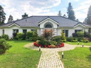 Wiązary dachowe dom jednorodzinny