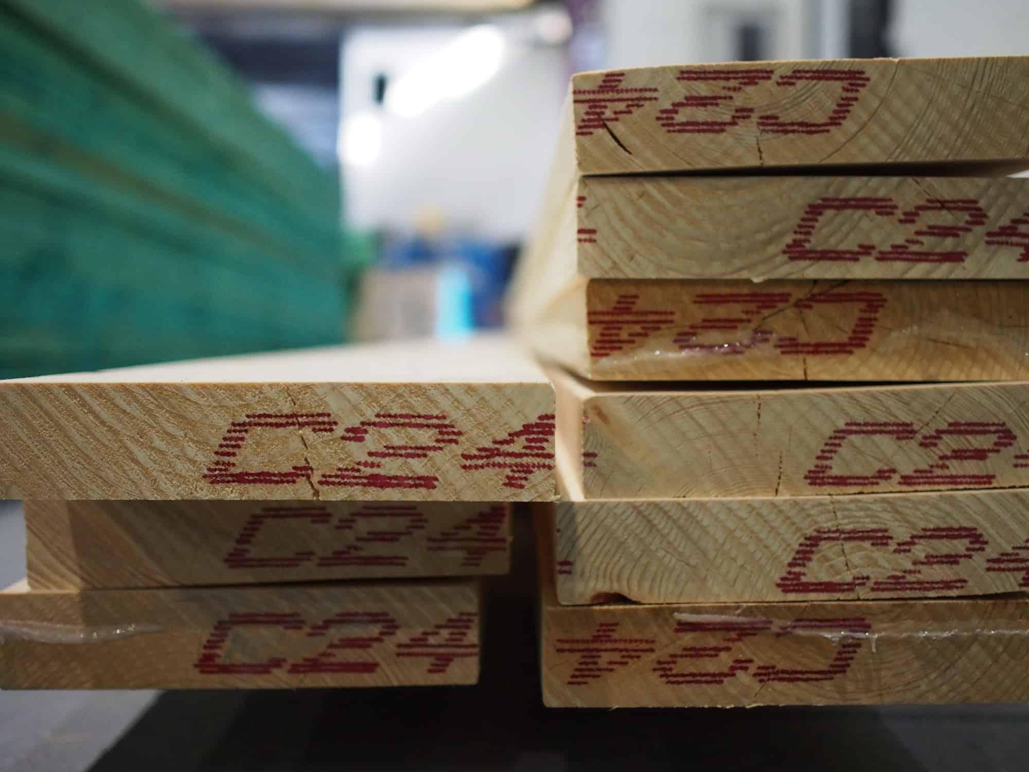 Wysoka jakość i wytrzymałość drewna