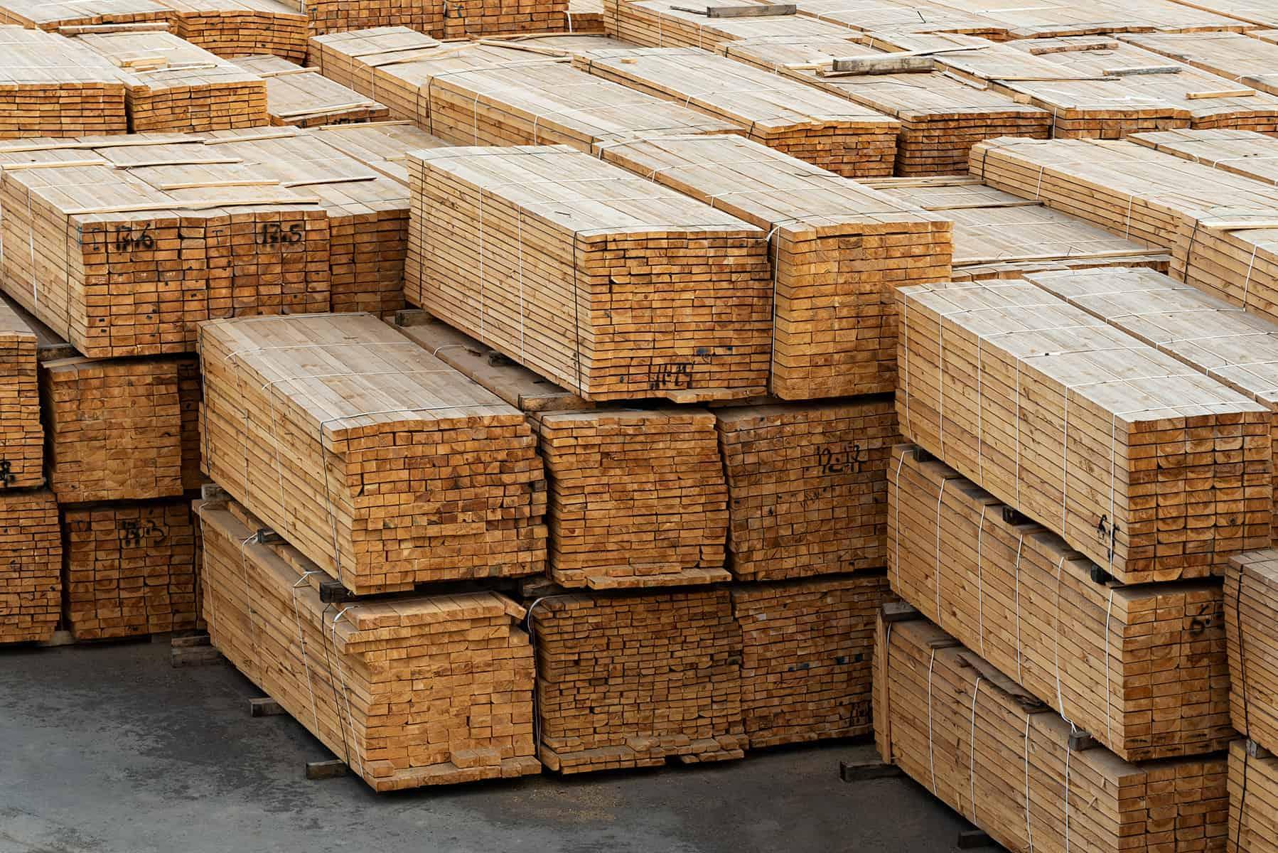 Certyfikowane drewno
