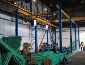 Fabryka wiązarów
