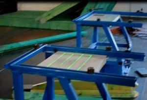 Wiązary dachowe produkcja