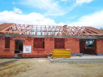 Dach prefabrykowany CNC