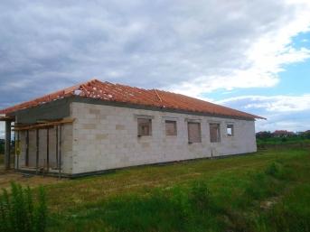 Dach prefabrykowany więźba