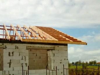 dach wiązarowy montaż mg dachy