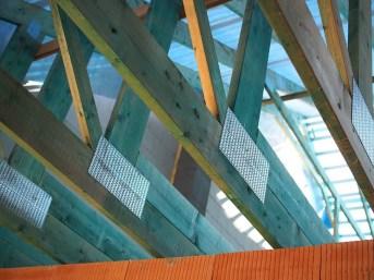 dachowa konstrukcja wiązary mgdachy