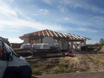 Konstrukcje dachowe na dom jednorodzinny