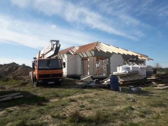 Konstrukcja dachu mg dachy