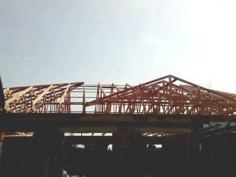 wiązary dach domu mg dachy