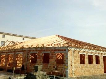 wiązary dach domu mgdachy