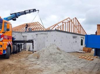 wiazary mgdachy na budowie domu