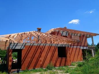 Wiązary na dach MG