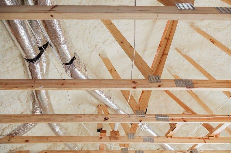 Płytki kolczaste do więźby dachowej